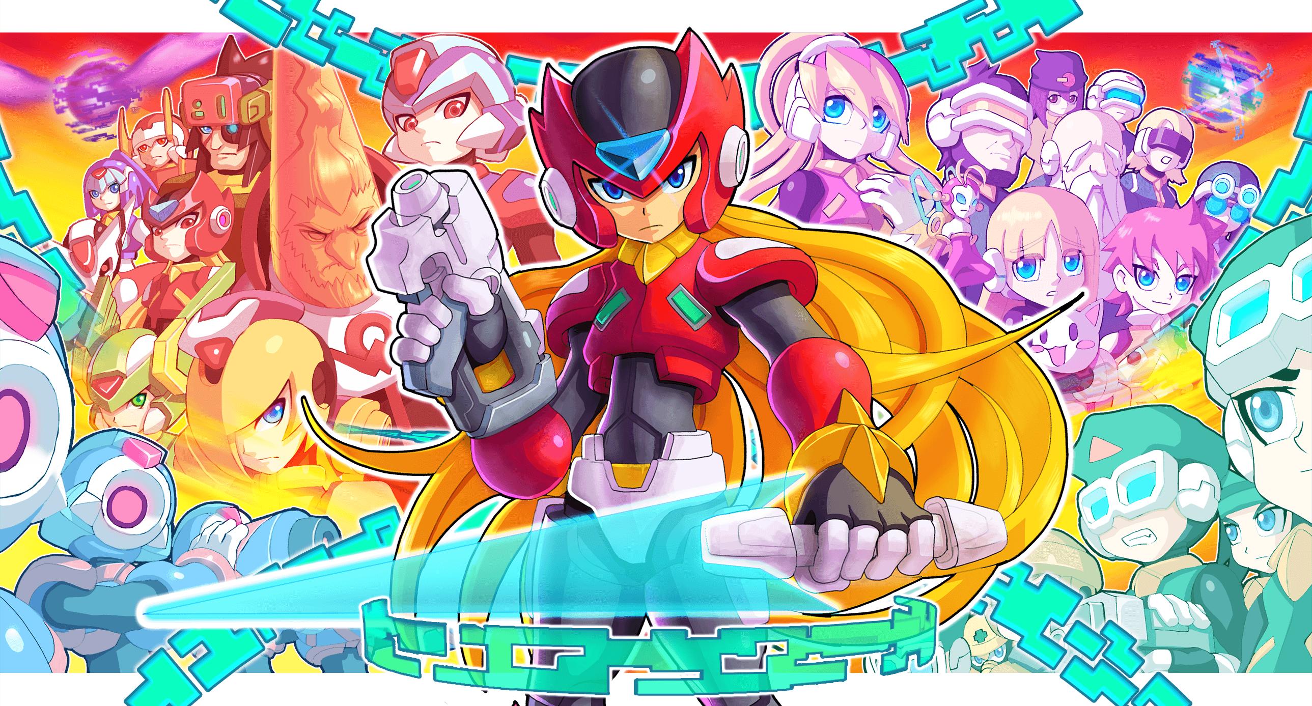 Beat Mega Man Wallpapers - Wallpaper Cave