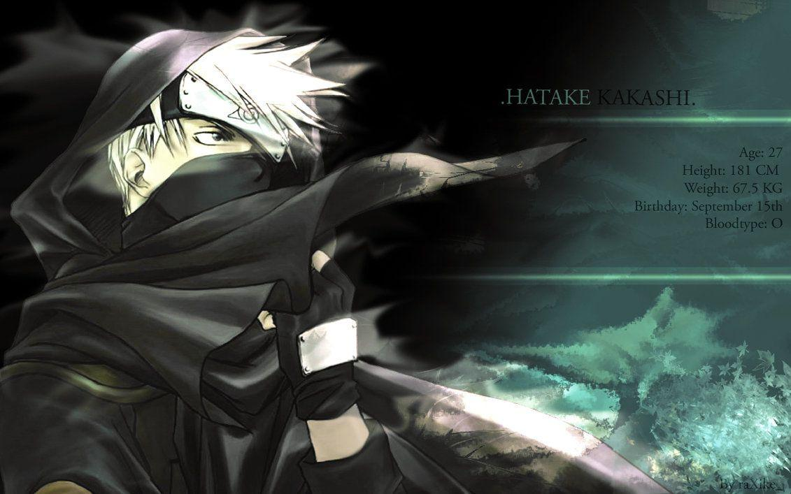 Hatake Kakashi Wallpaper V1 By RaXike On DeviantArt