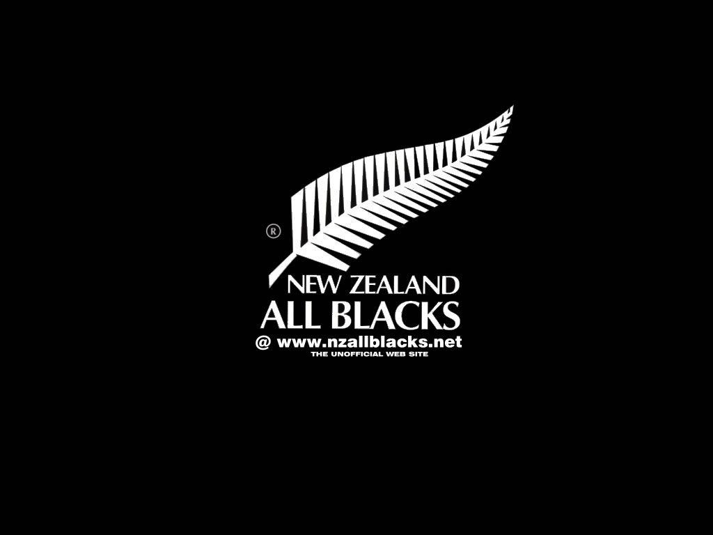 All Blacks Logo Wallpapers Wallpaper Cave