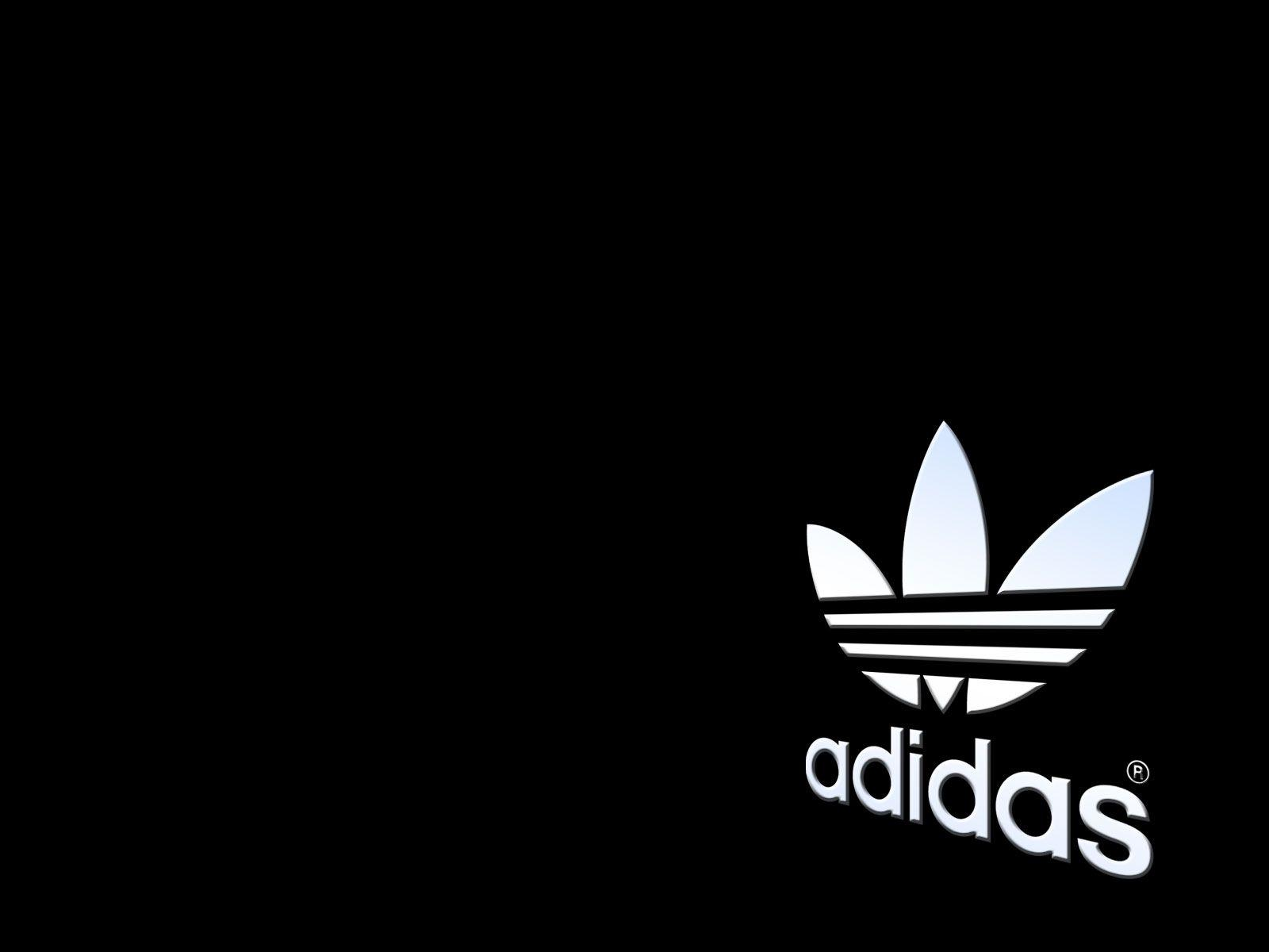 Adidas Black Wallpapers Wallpaper Cave
