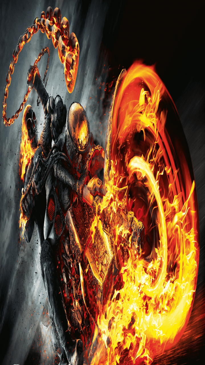 Ghost Rider HD Wallpapers Group