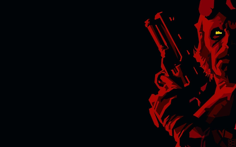Hellboy Hd Wallpapers Wallpaper Cave