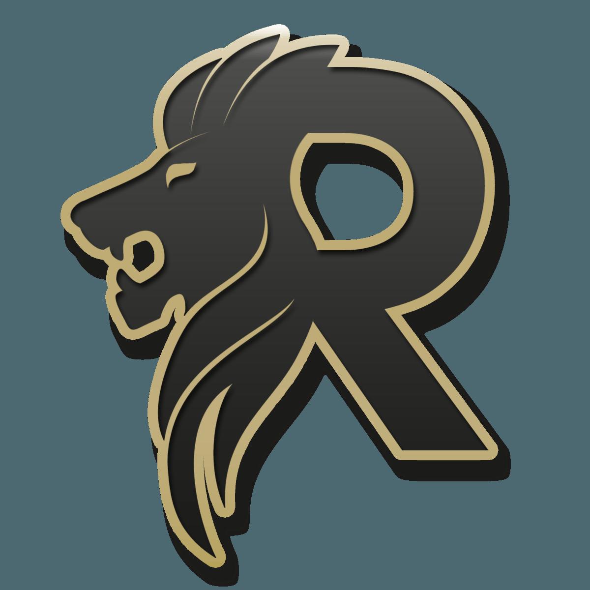 R Logo Wallpapers 3d Wallpaper Cave
