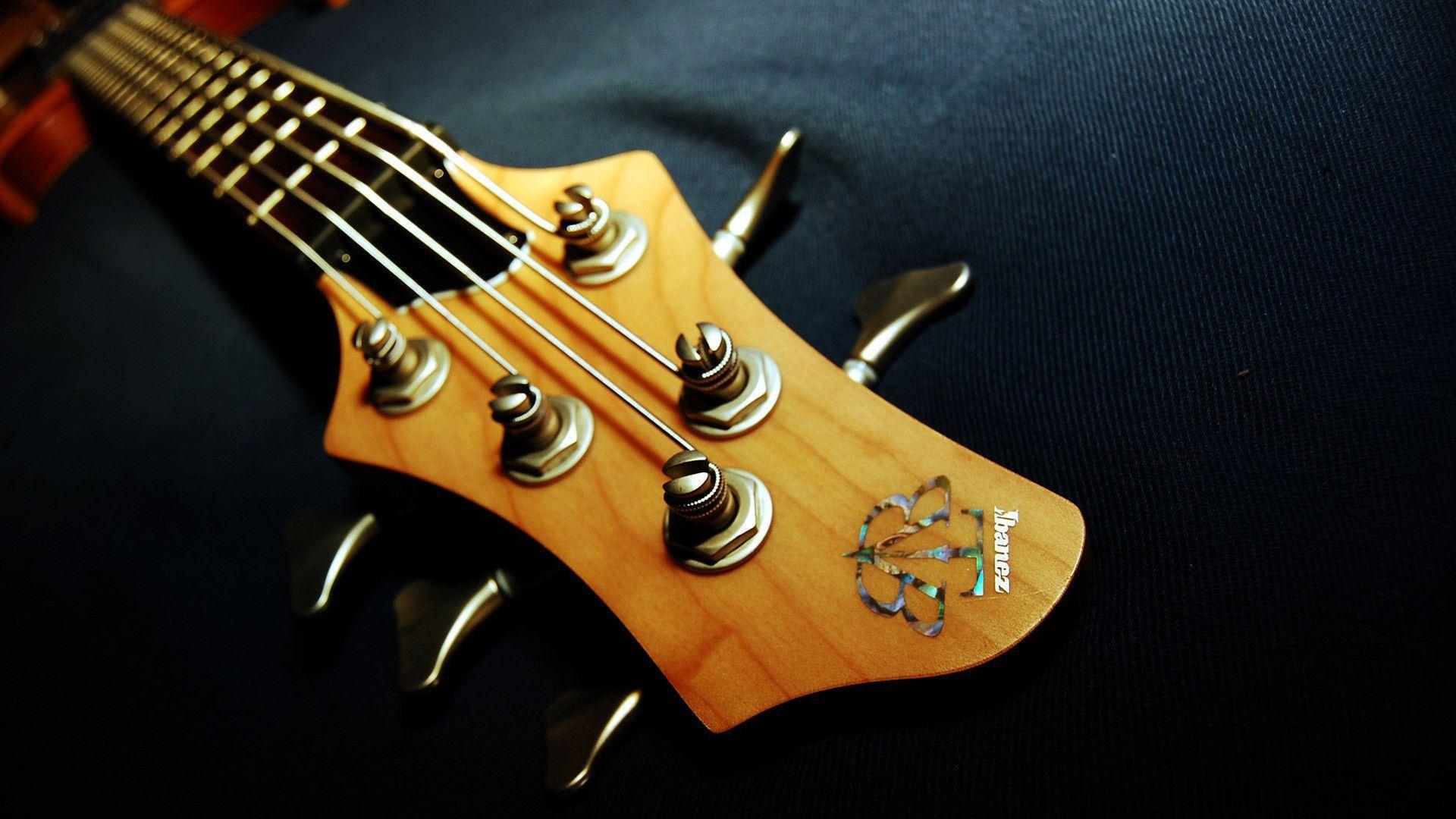 Ibanez Guitar Wallpaper: Ibanez Bass Guitar Wallpapers