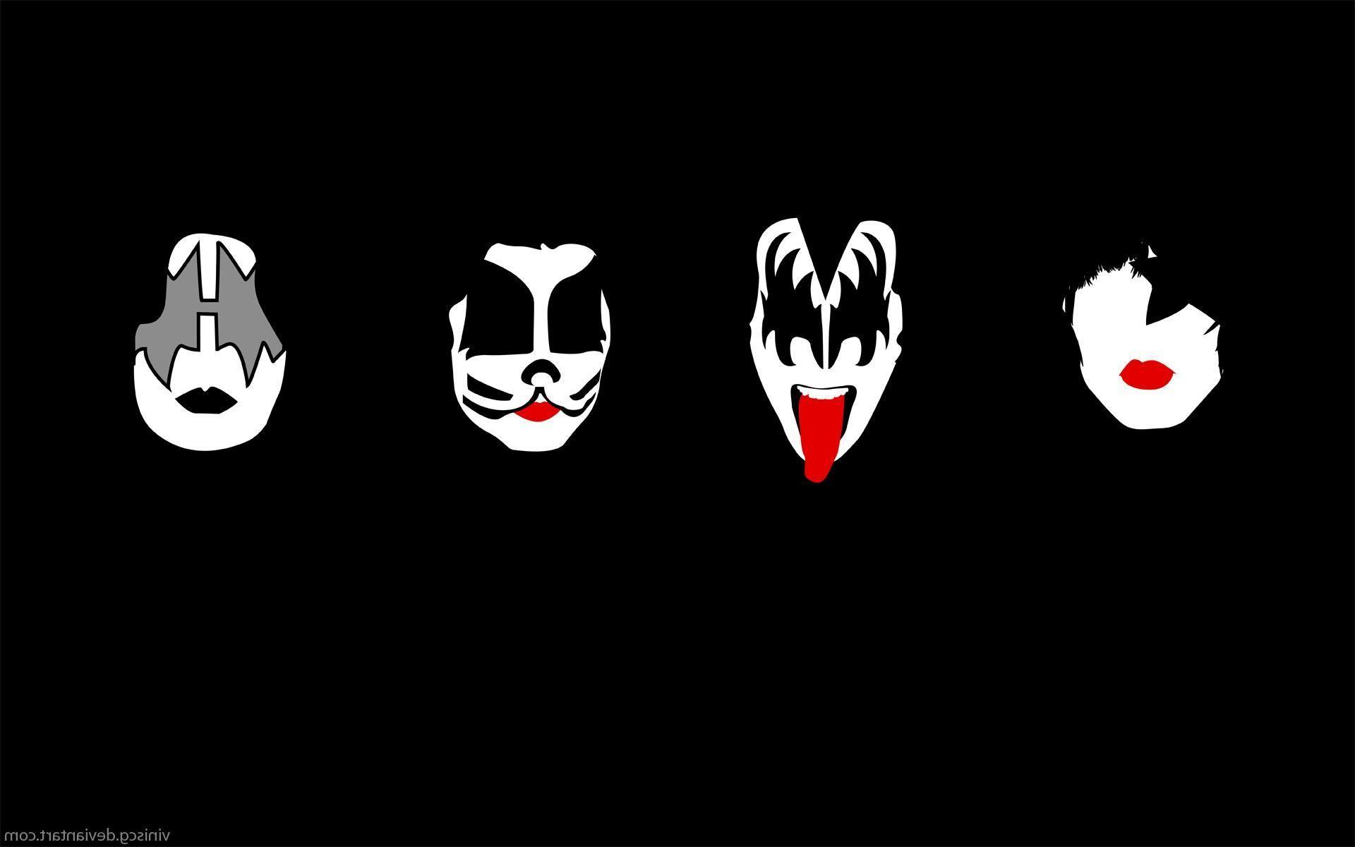 Kiss Band Wallpapers Wallpaper Cave