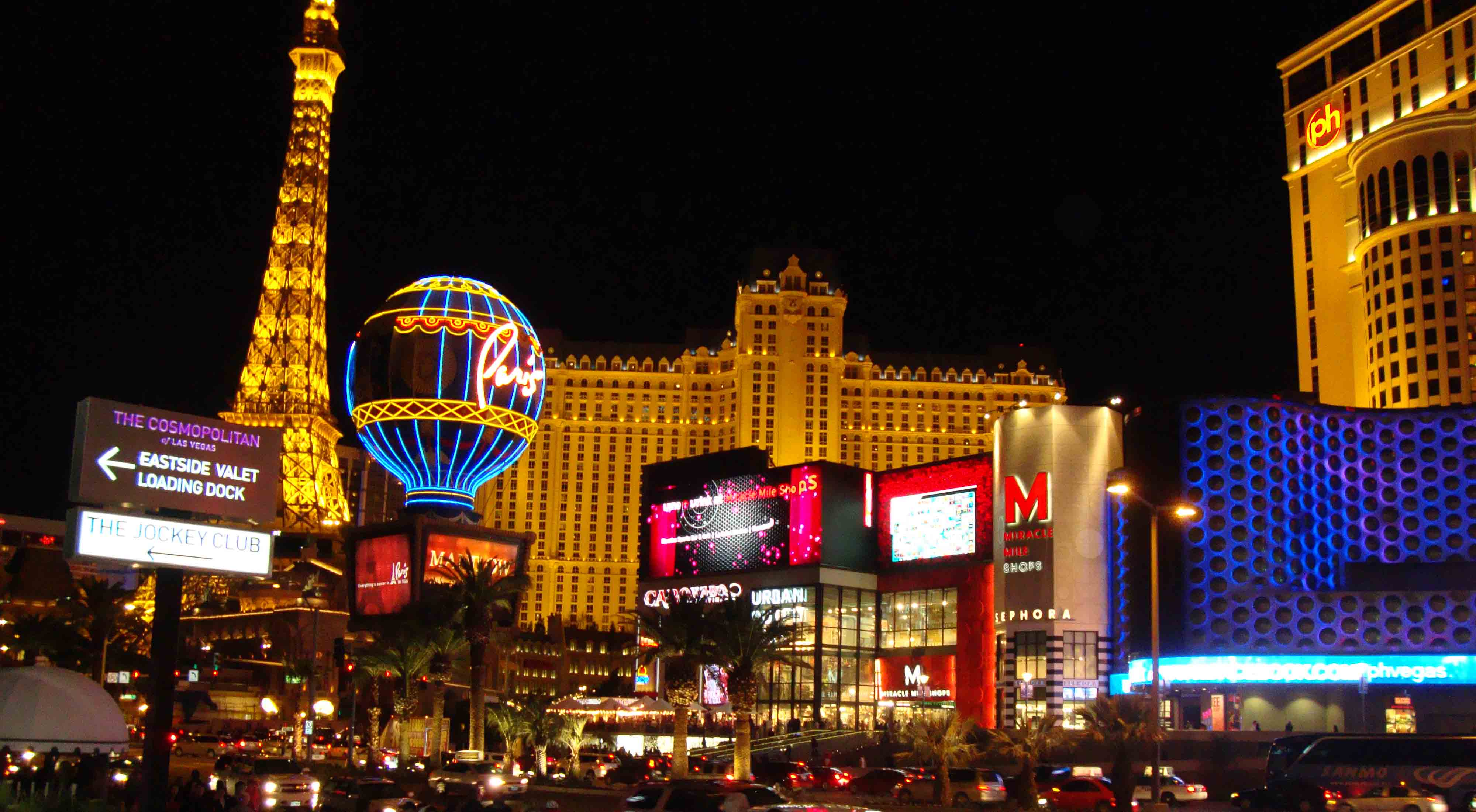 Las Vegas Backgrounds Hd Wallpaper Cave