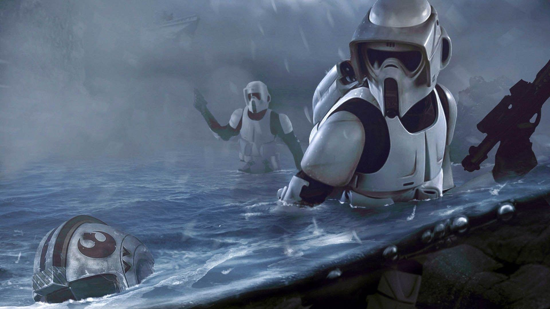 Star Wars Wallpapers Clone Trooper Wallpaper Cave
