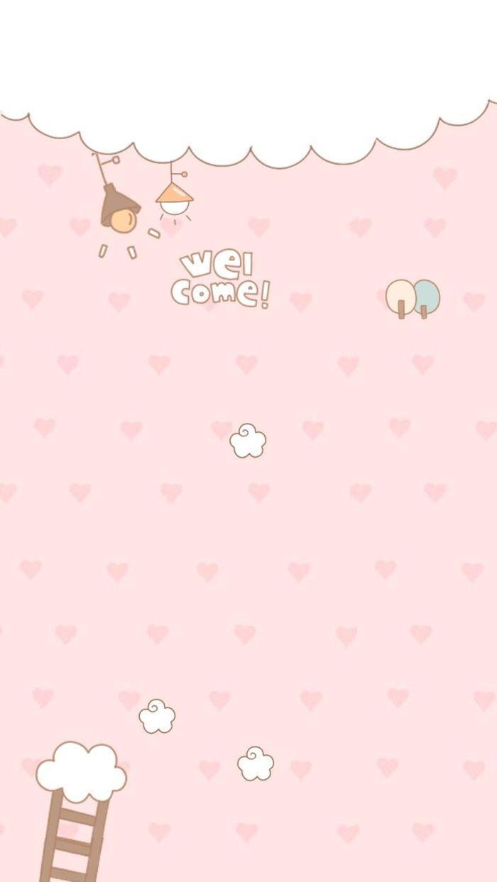 Background Powerpoint Kpop Chibi Wallpaper Cave