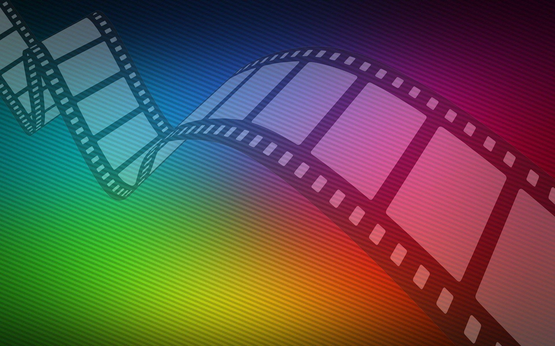 Открытка кинопленка