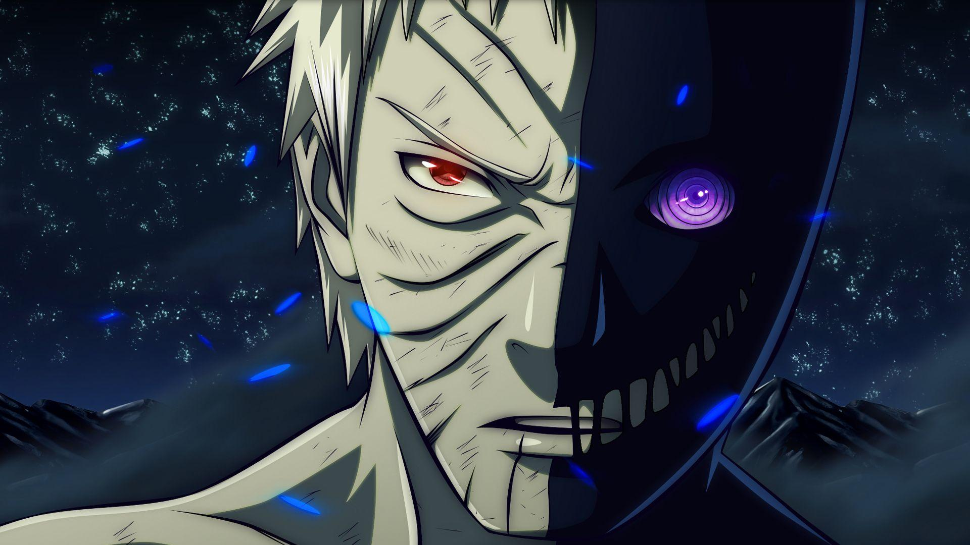 Obito No Mask Hd Wallpapers Wallpaper Cave