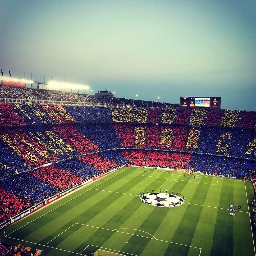 Wallpapers Camp Nou Stadium HD - Wallpaper Cave