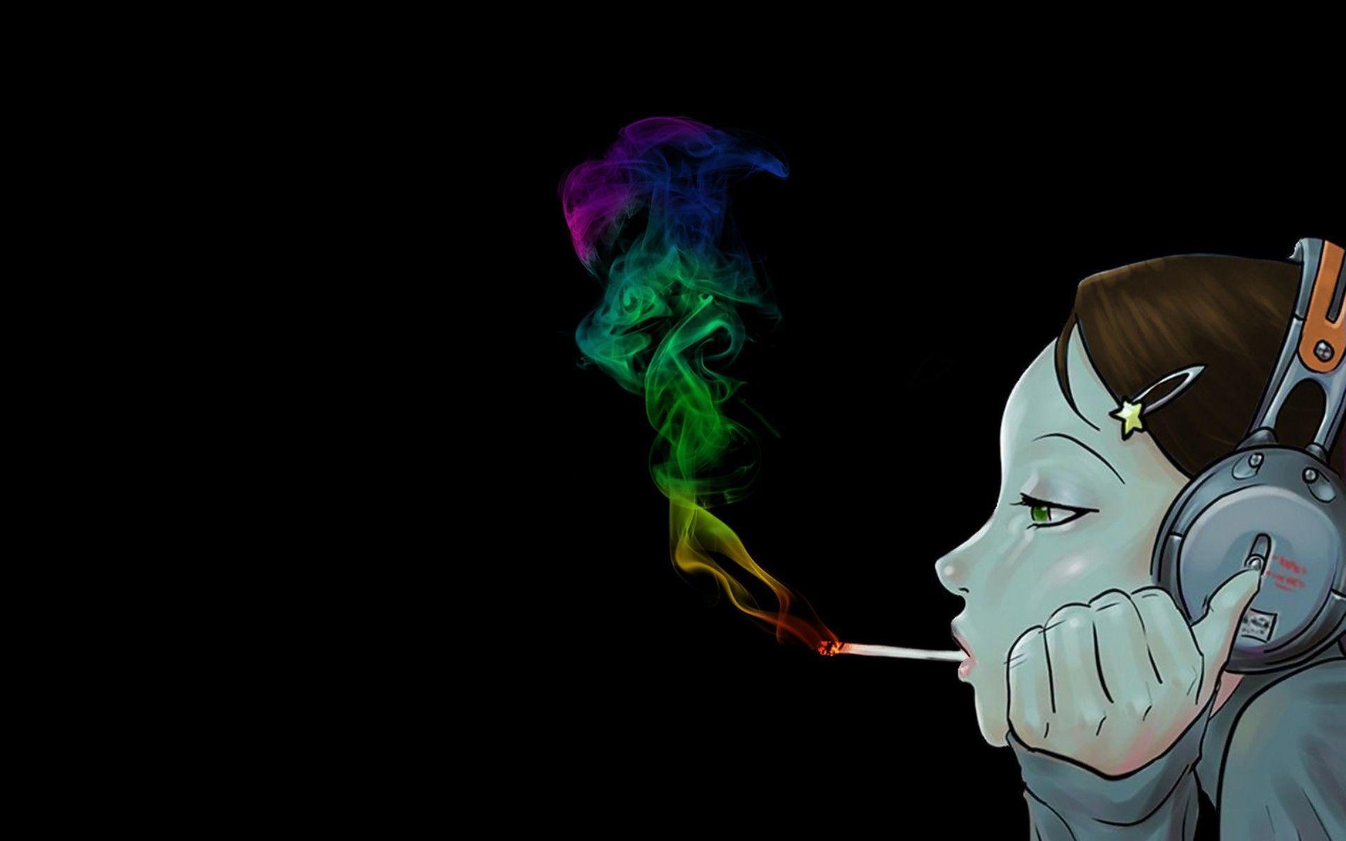 Marijuana Smoke Wallpapers Hd Wallpaper Cave