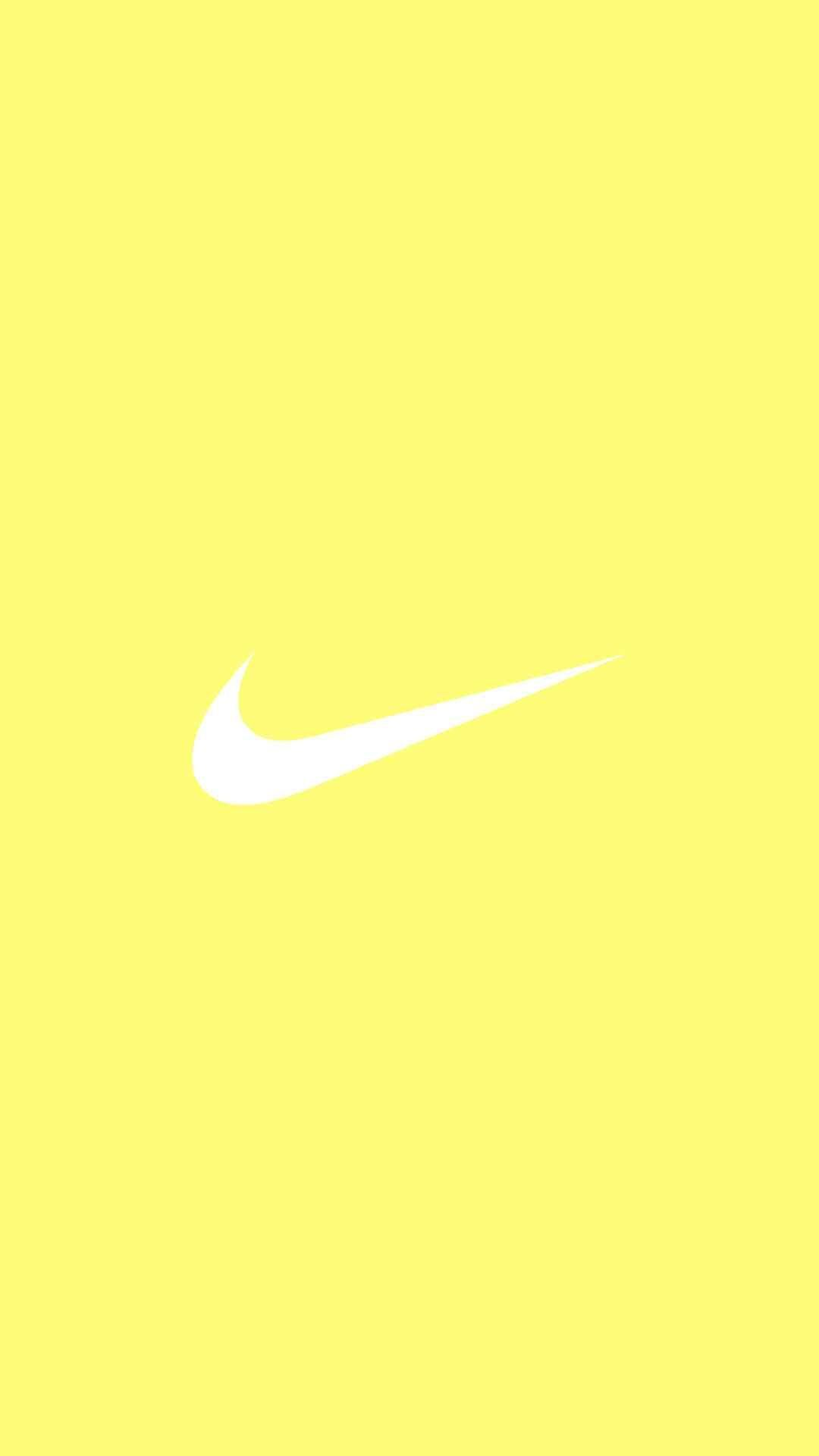 Nike Yellow Wallpapers - Wallpaper Cave