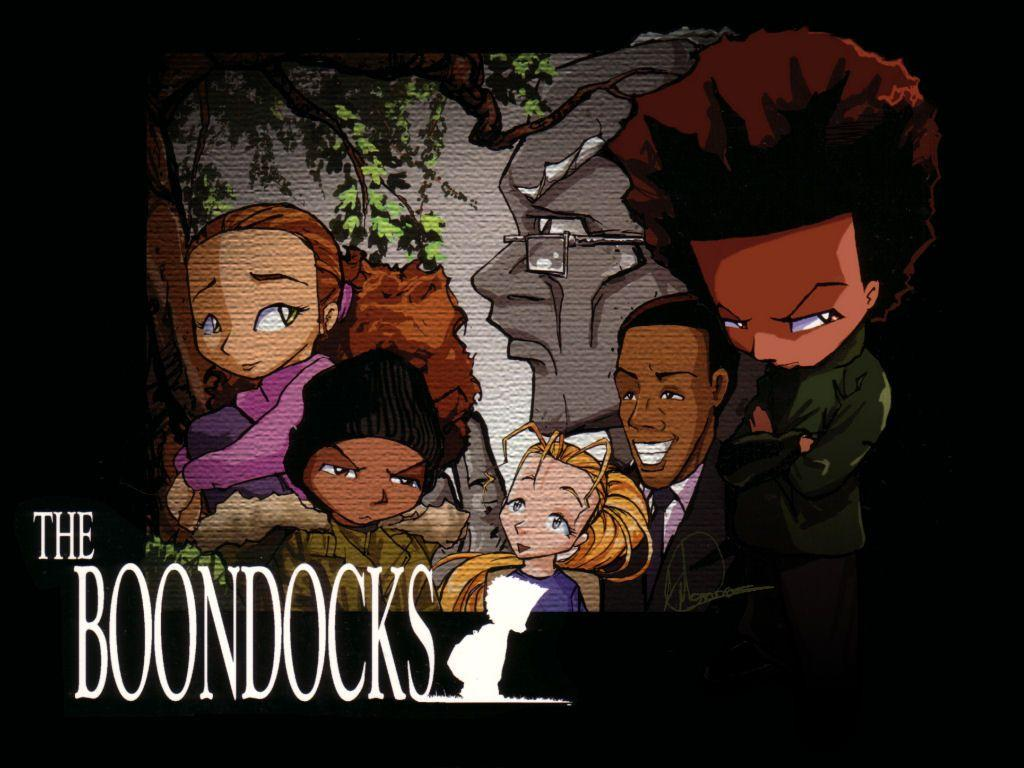 7 The Boondocks HD Wallpapers