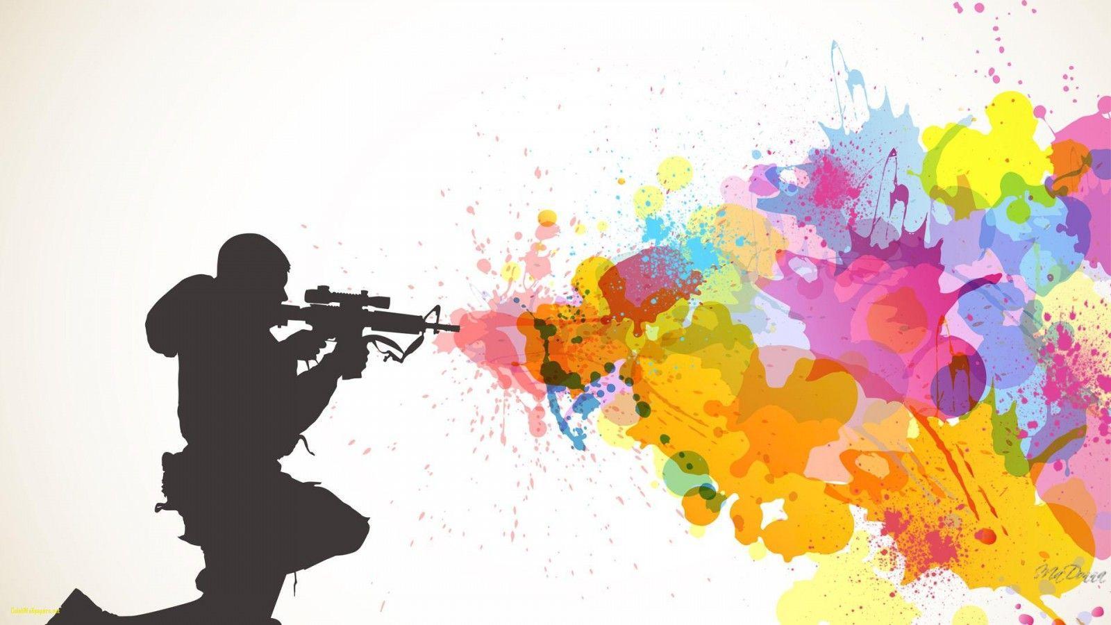 Wallpaper Paint Qygjxz Lovely Paintball Wallpaper | CelebsWallpaper