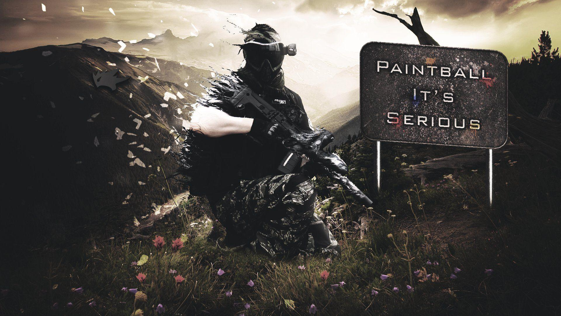 Download Original Wallpaper Category sports Source · Paintball Wallpapers HD Wallpaper Cave
