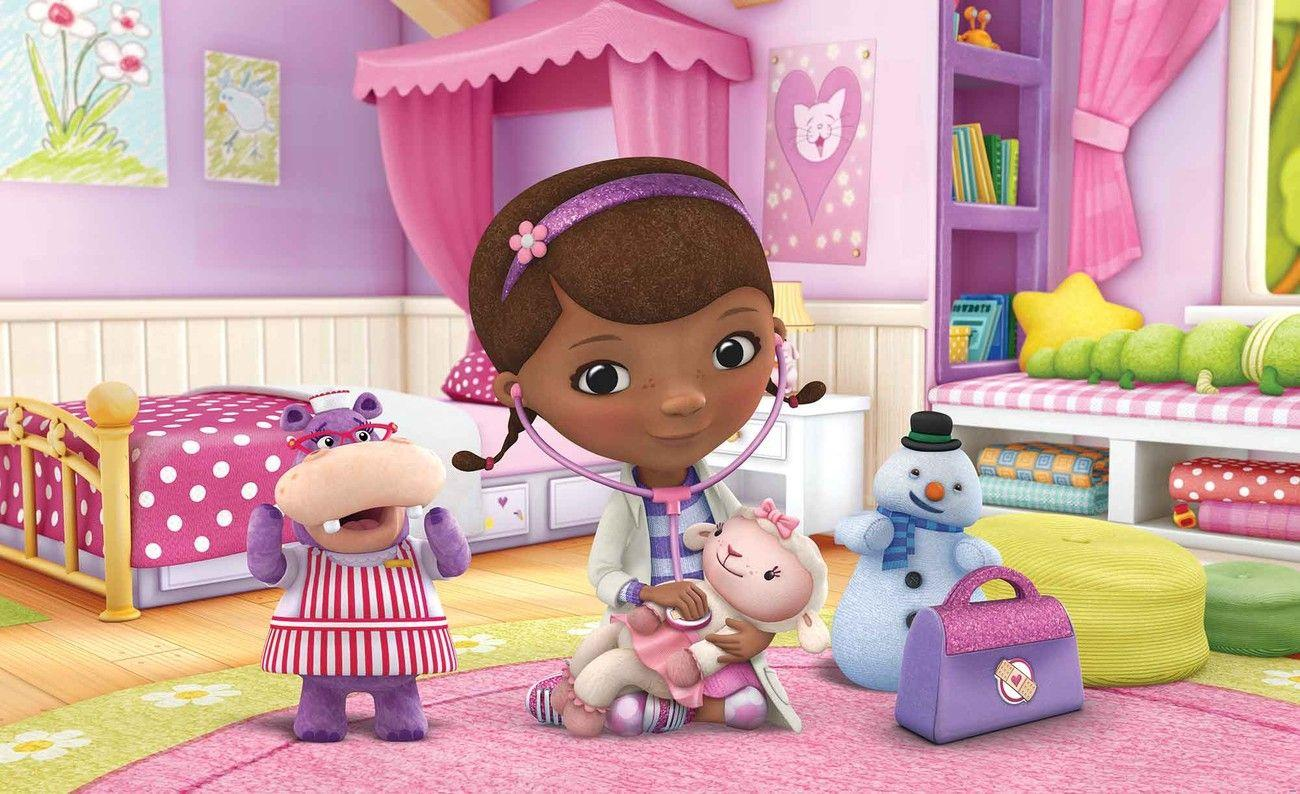 Doc Mcstuffins Wallpapers Wallpaper Cave
