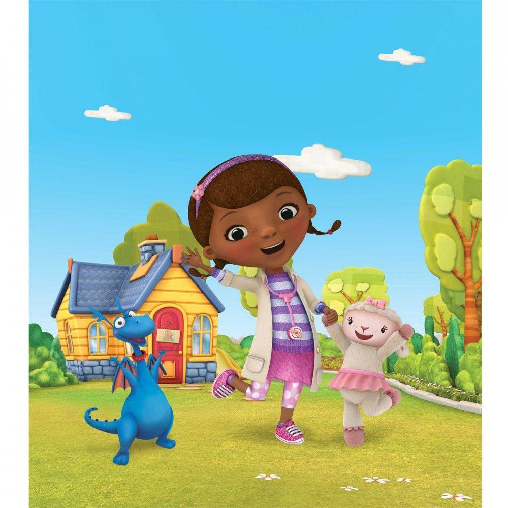 It's just a photo of Striking Doc Mcstuffins Background