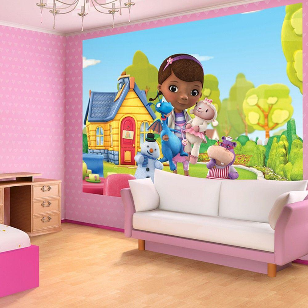 It's just an image of Ambitious Doc Mcstuffins Background