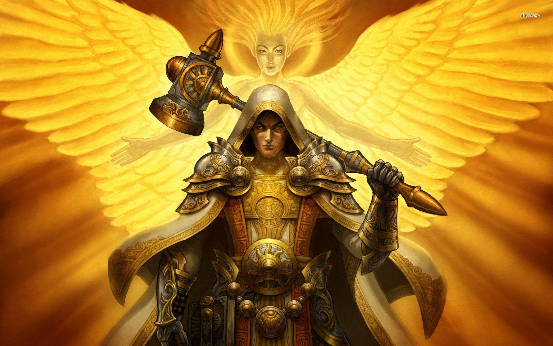 Paladin Wow Wallpapers Wallpaper Cave