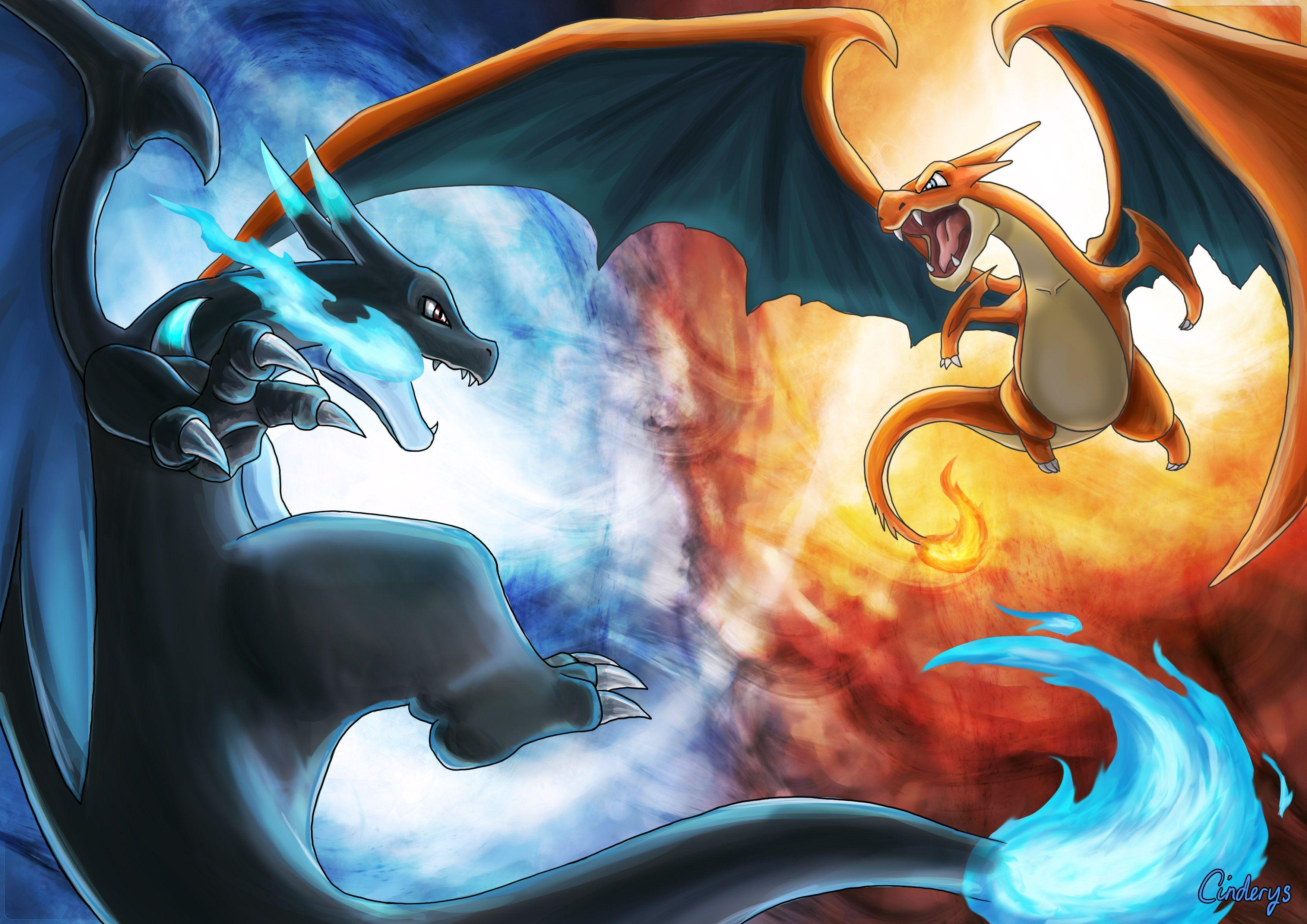 Mega Charizard X Wallpapers HD - Wallpaper Cave