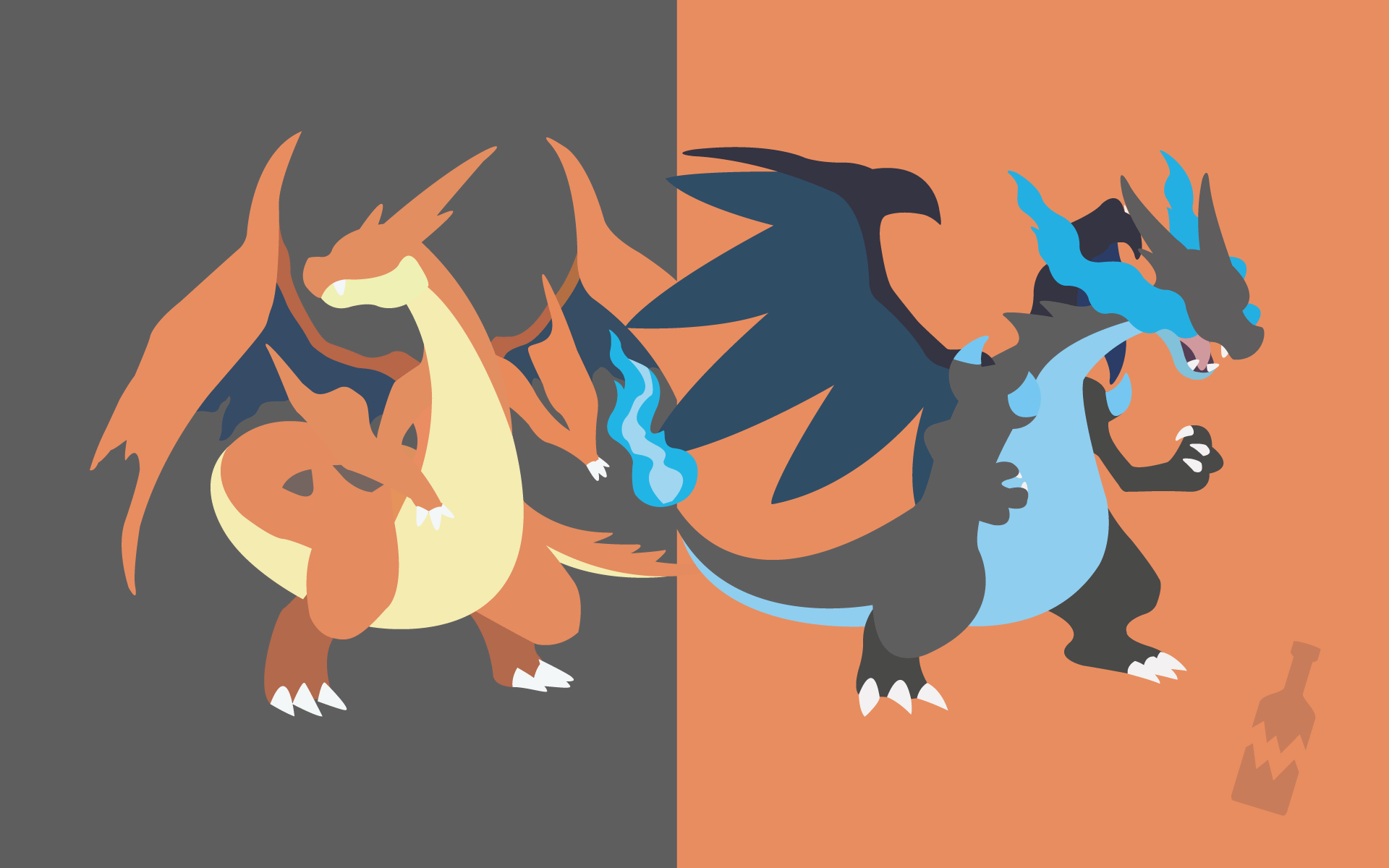 Mega Charizard X Wallpapers - Wallpaper Cave