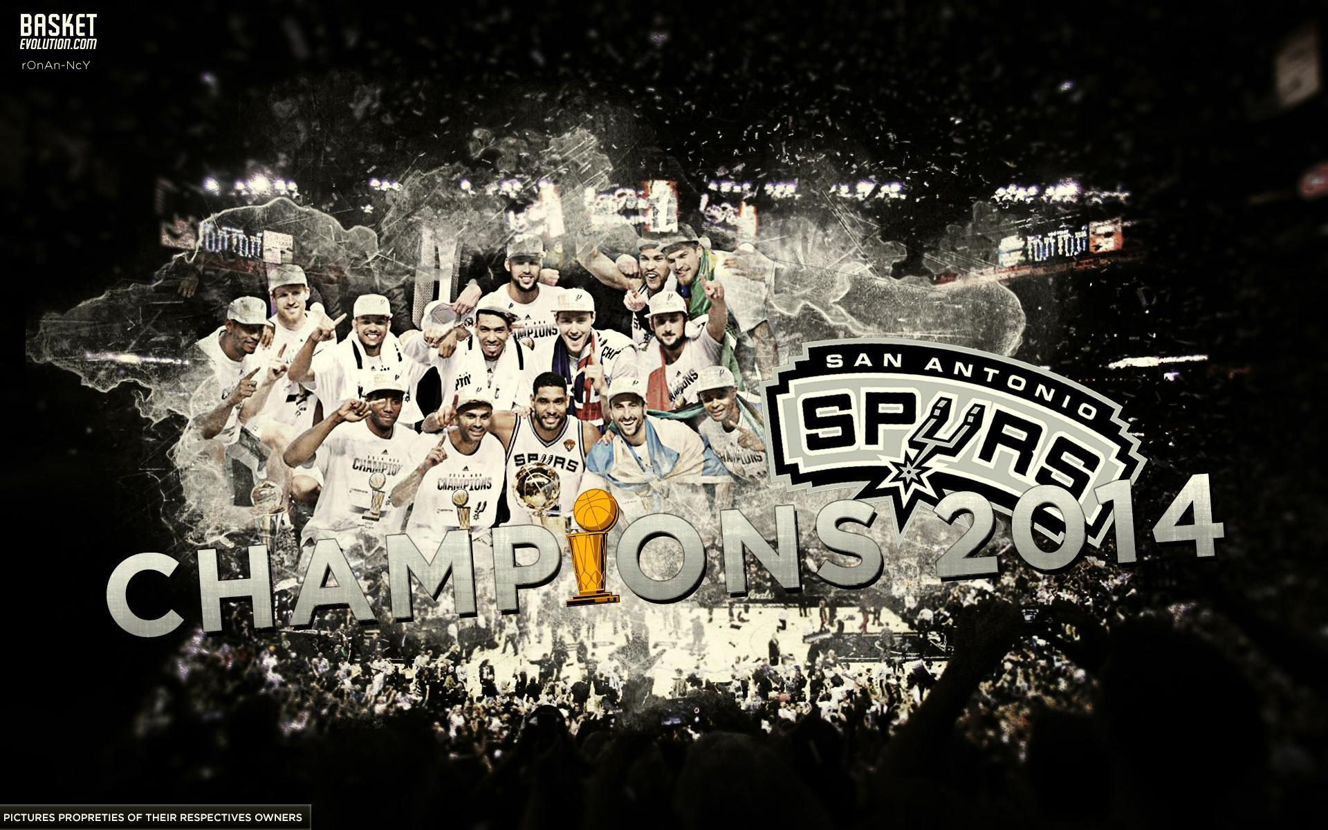 San Antonio Spurs Browser Themes, Wallpapers and More – Brand Thunder