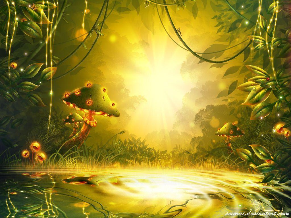 Fairy Backgrounds Deviantart