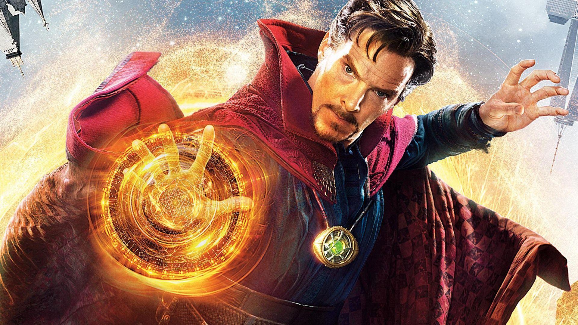 Doctor Strange Marvel Movie Wallpapers Widescreen Cinema: Doctor Strange Wallpapers HD