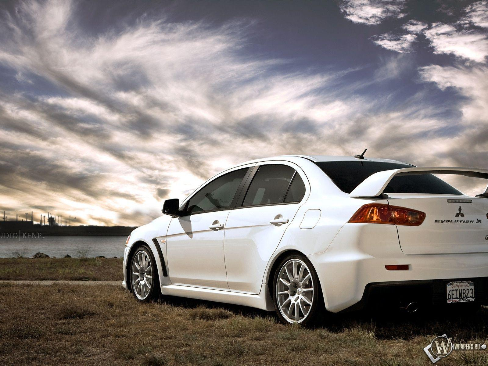Mitsubishi Evo X Wallpapers Wallpapers