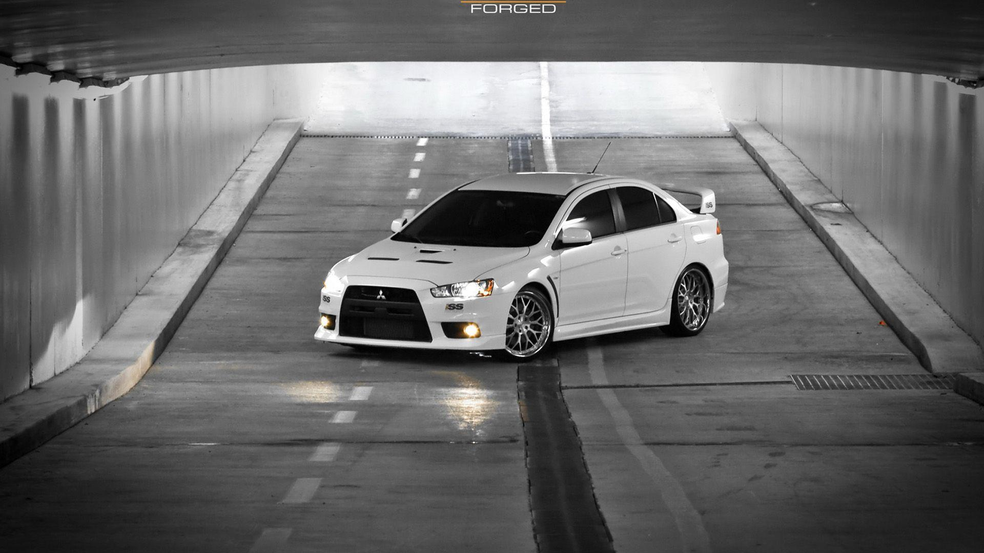 Mitsubishi Lancer Evo X Wallpapers