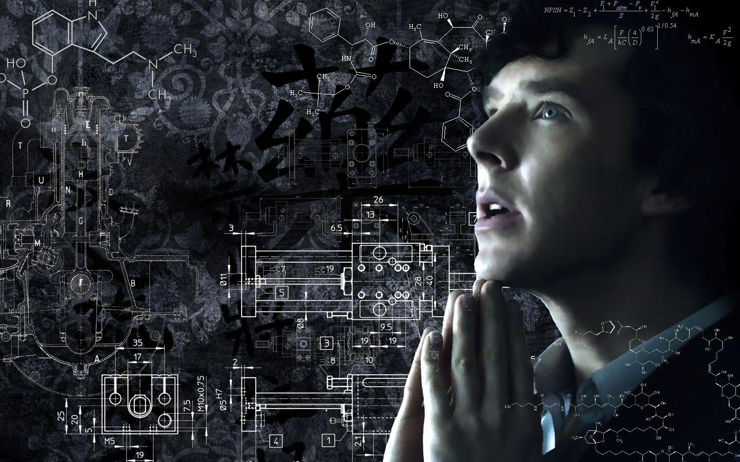 Sherlock Holmes Bbc Wallpapers Hd Wallpaper Cave