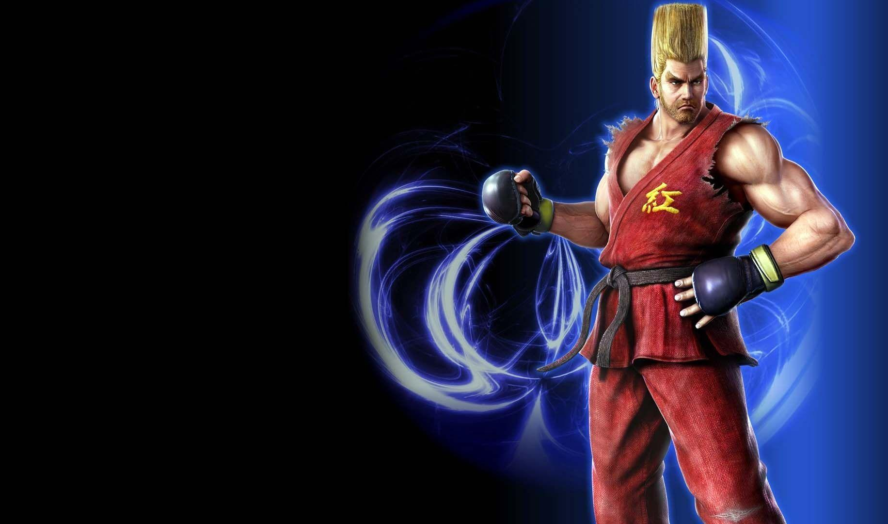 ultra hd tekken 7 fahkumram wallpaper