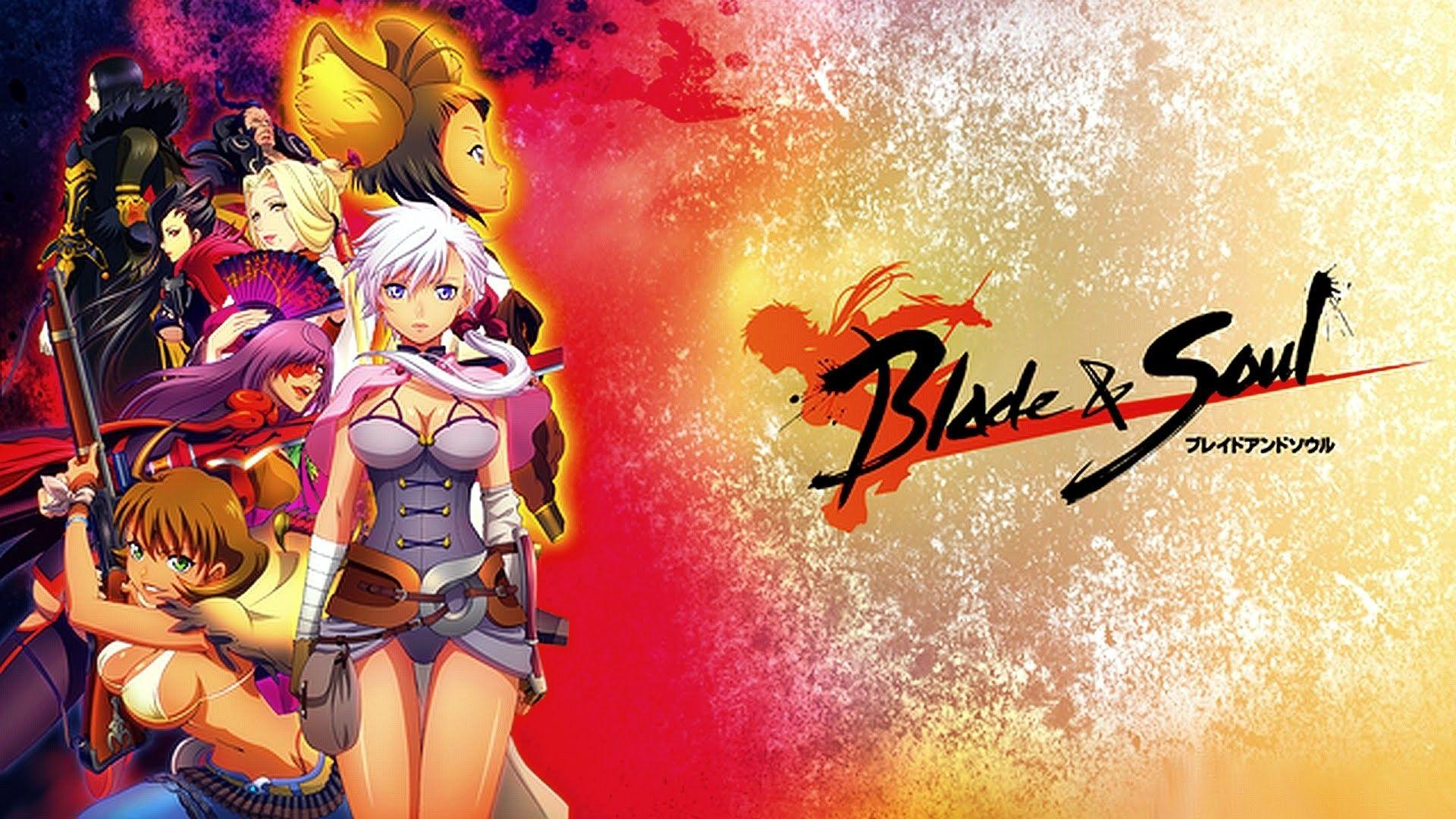 Blade And Soul Anime Wallpapers Hd Wallpaper Cave