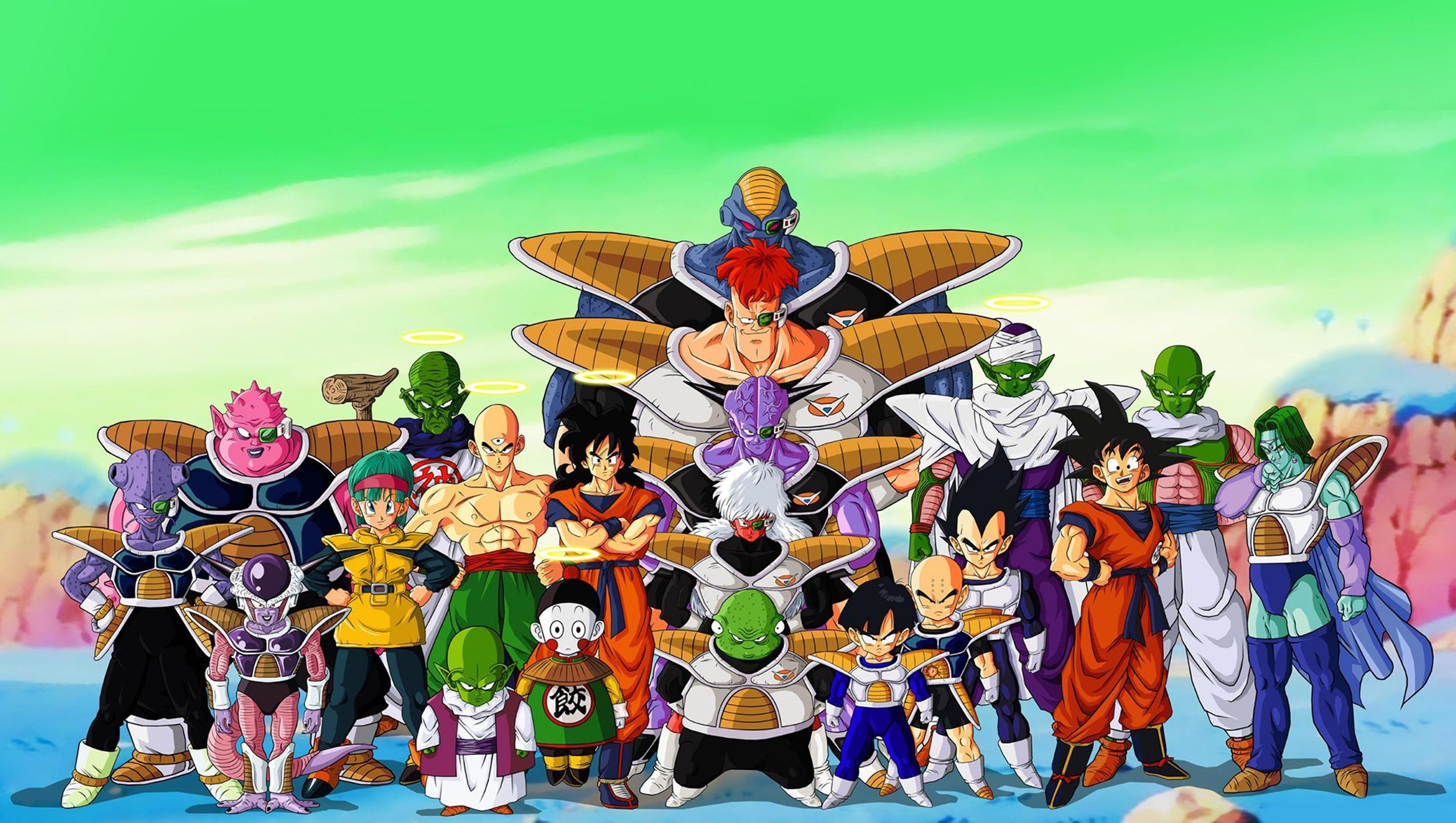 Dragon Ball Pc Wallpapers Wallpaper Cave
