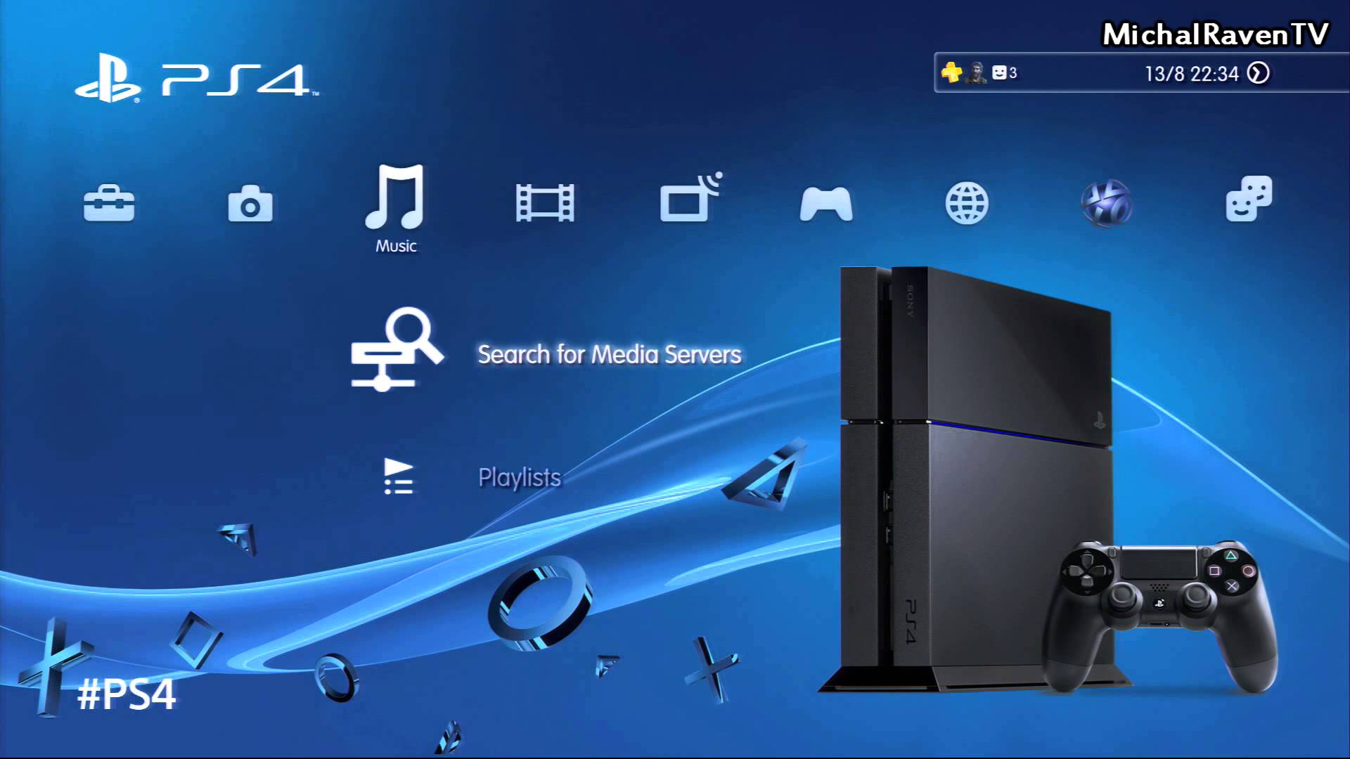PS3 Theme Wallpapers - Wallpaper Cave