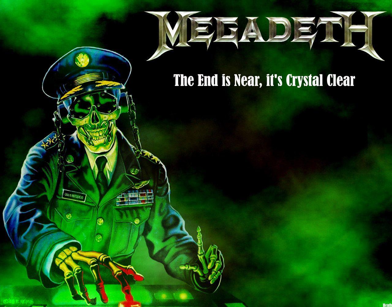 Megadeth Wallpapers Peace Sells Wallpaper Cave