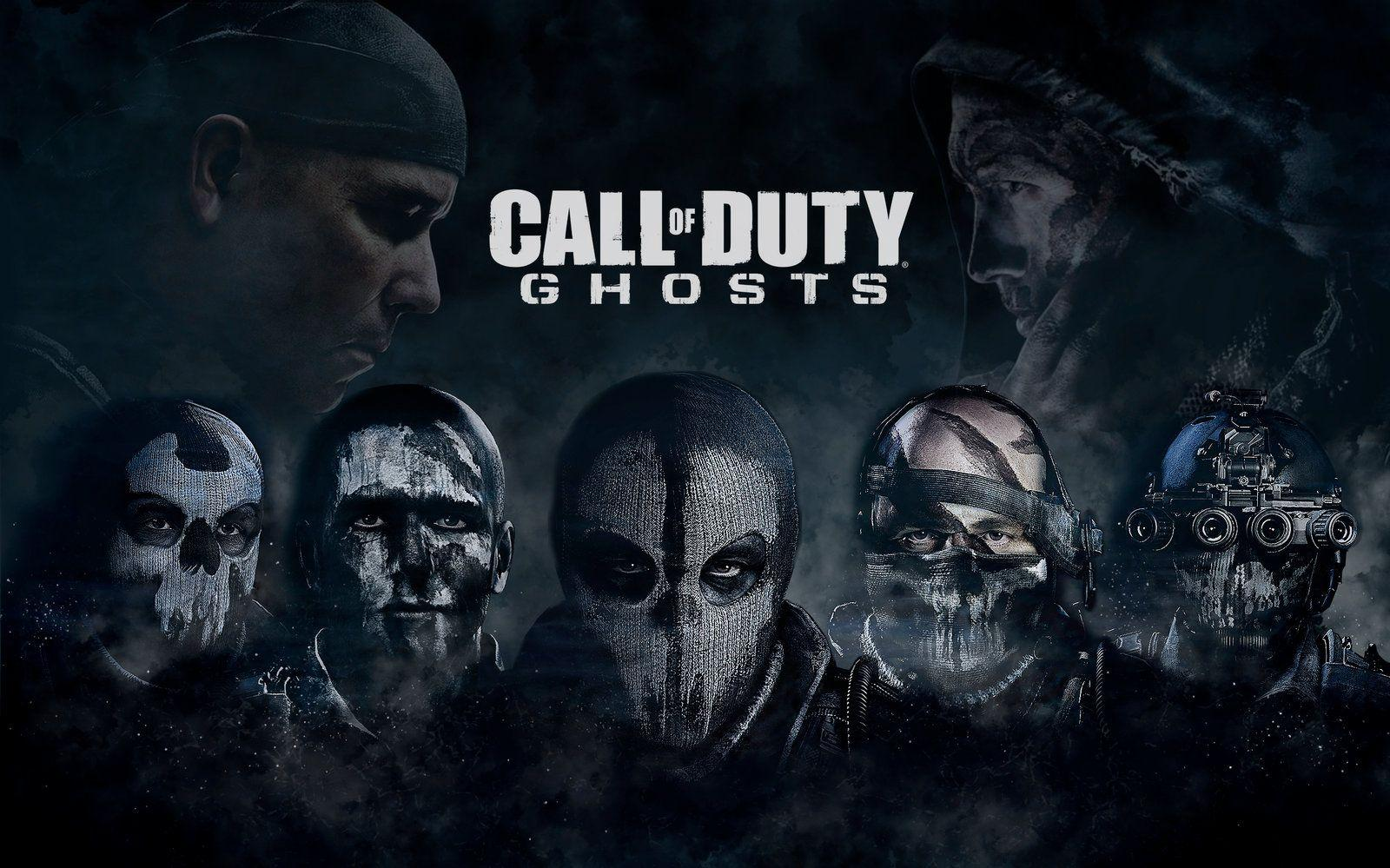 Call Of Duty Ghost Desktop Wallpapers Wallpaper Cave