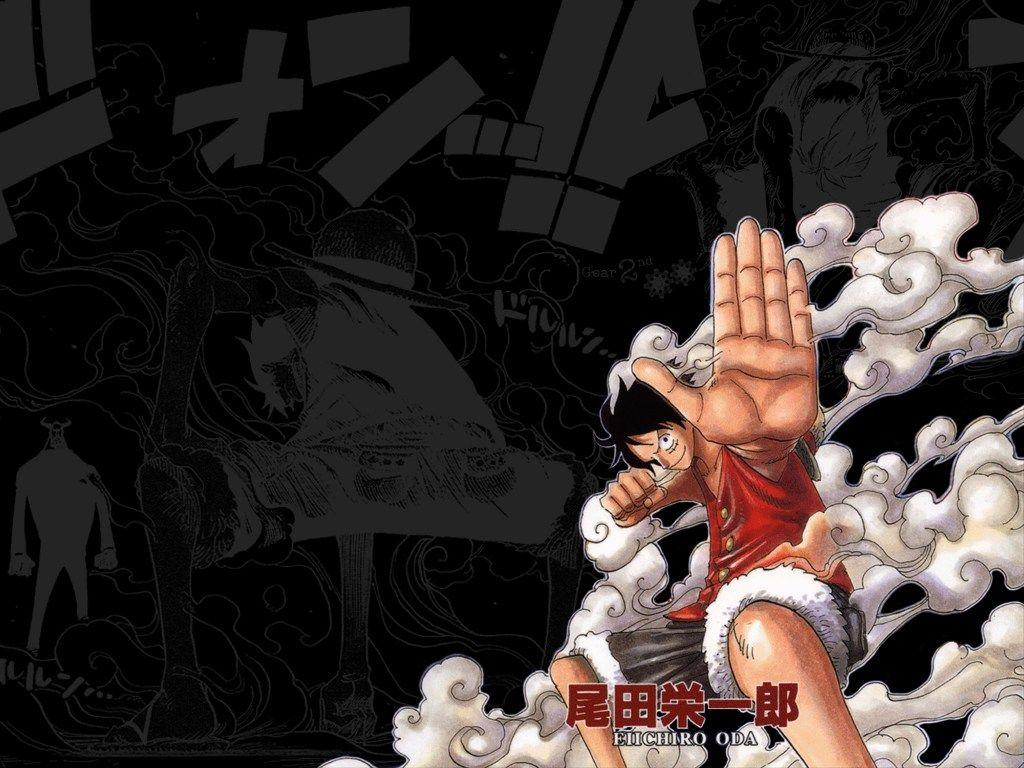 Luffy New World Wallpapers Hd Wallpaper Cave