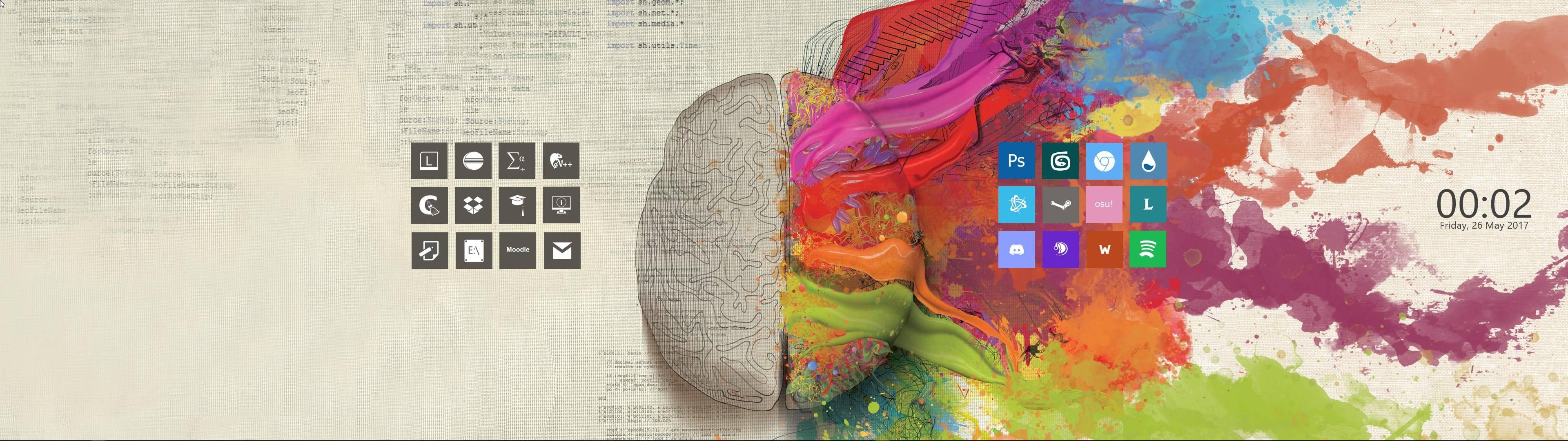 left brain wallpapers wallpaper cave