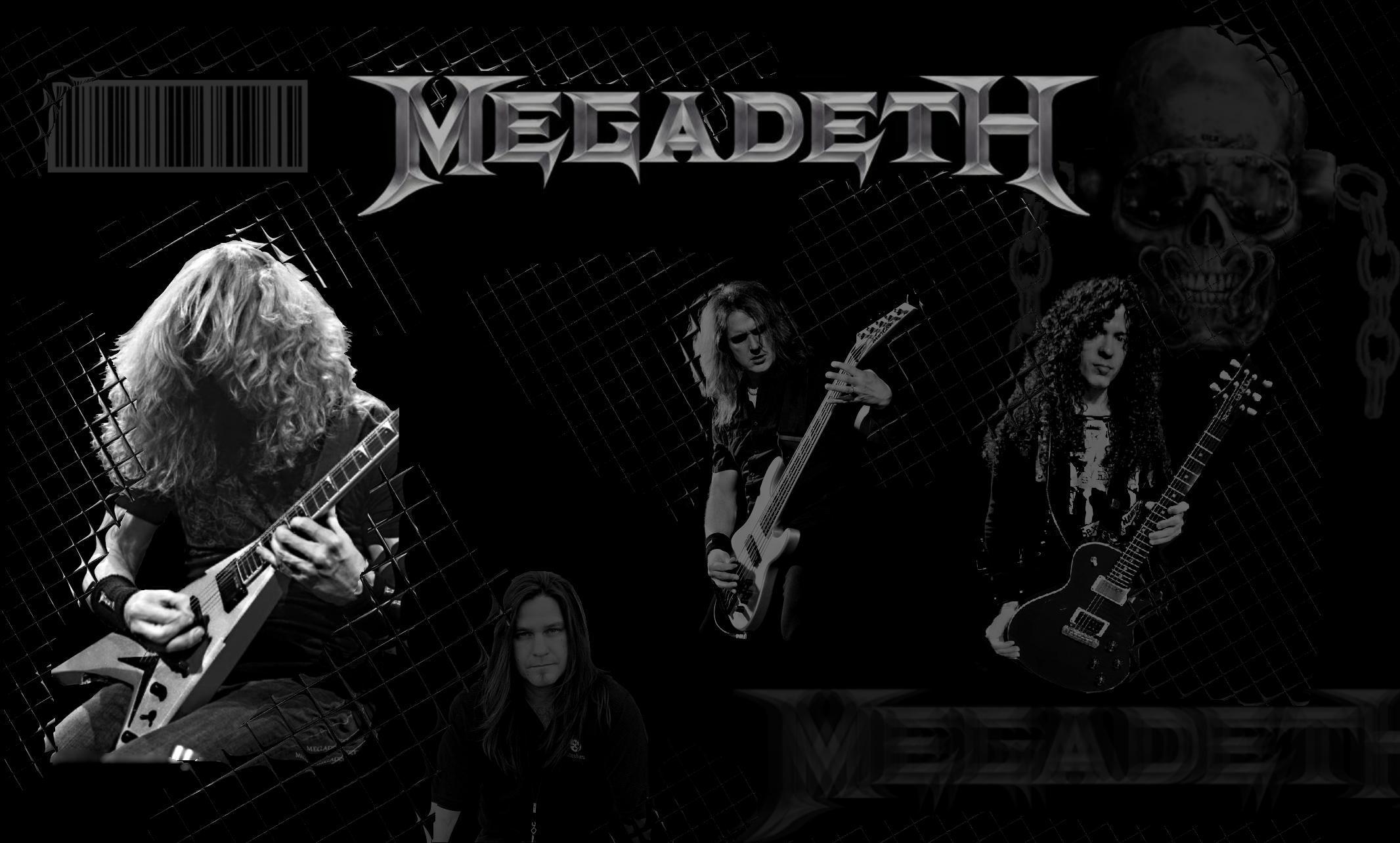 Megadeth Wallpapers Hd Wallpaper Cave