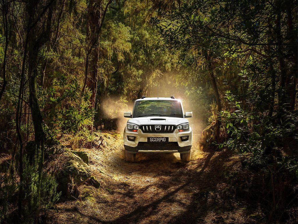 Mahindra Scorpio HD Wallpapers
