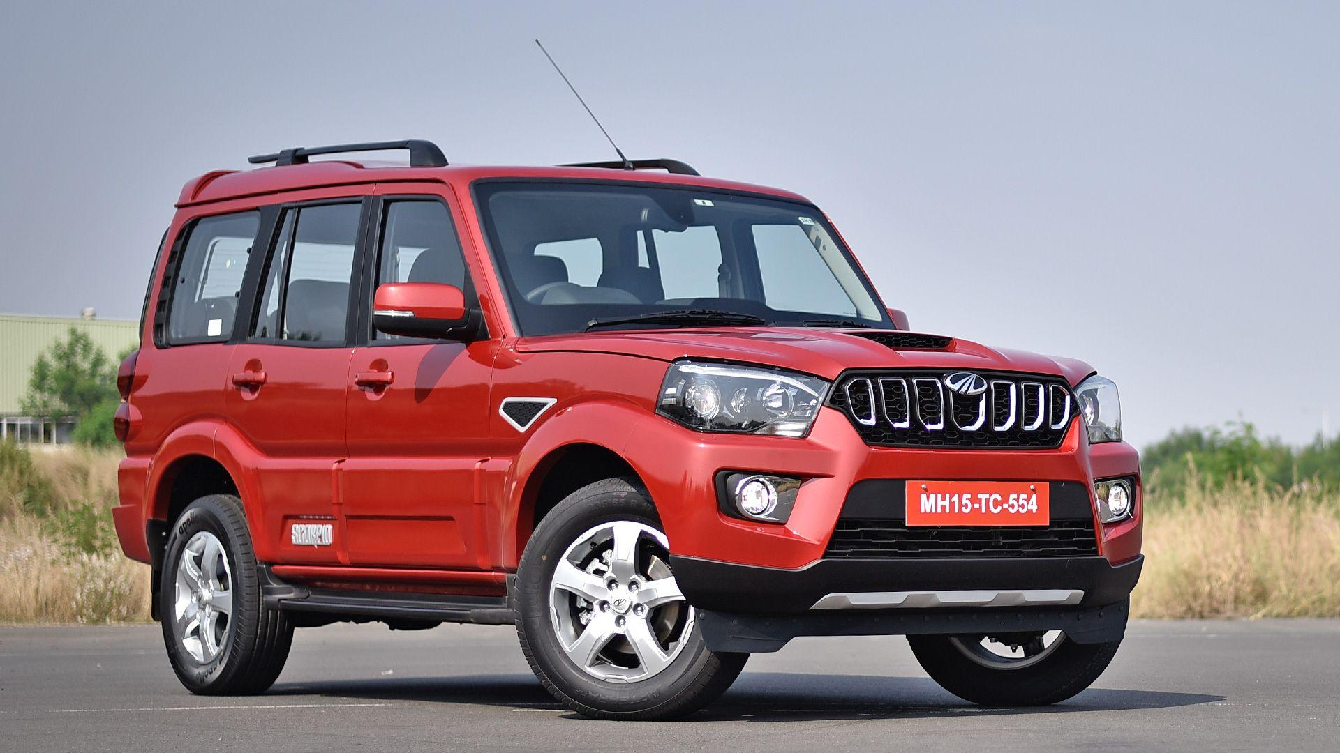 Mahindra Scorpio HD Wallpapers - Wallpaper Cave