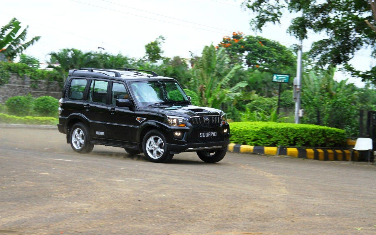 MAHINDRA SCORPIO CAR Full HD Wallpapers Background Images Photos And
