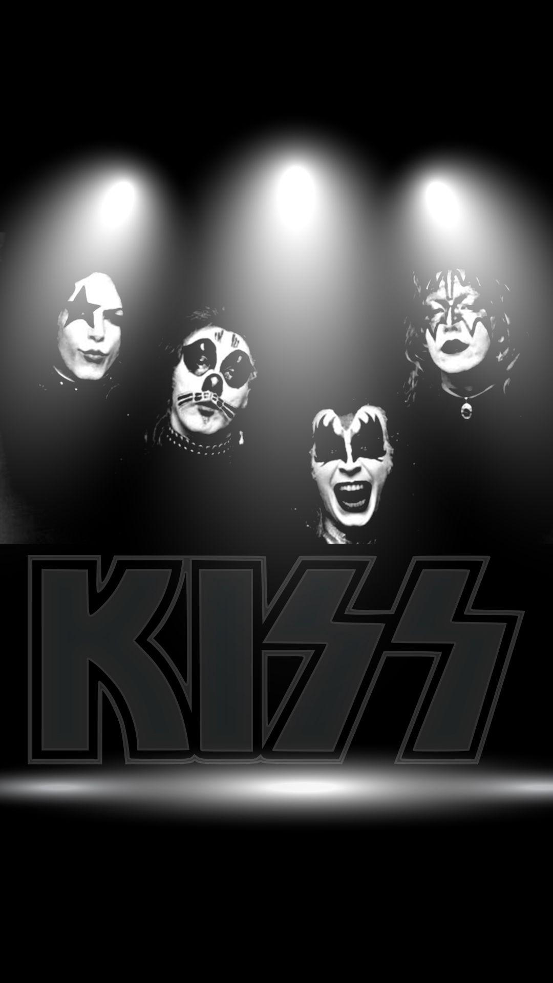 Kiss HD Mobile Wallpapers - Wallpaper Cave