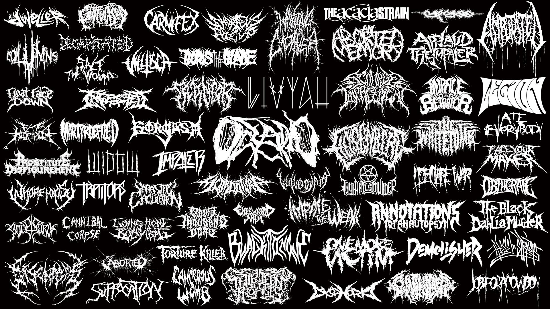 Deathcore wallpaper 2 file army