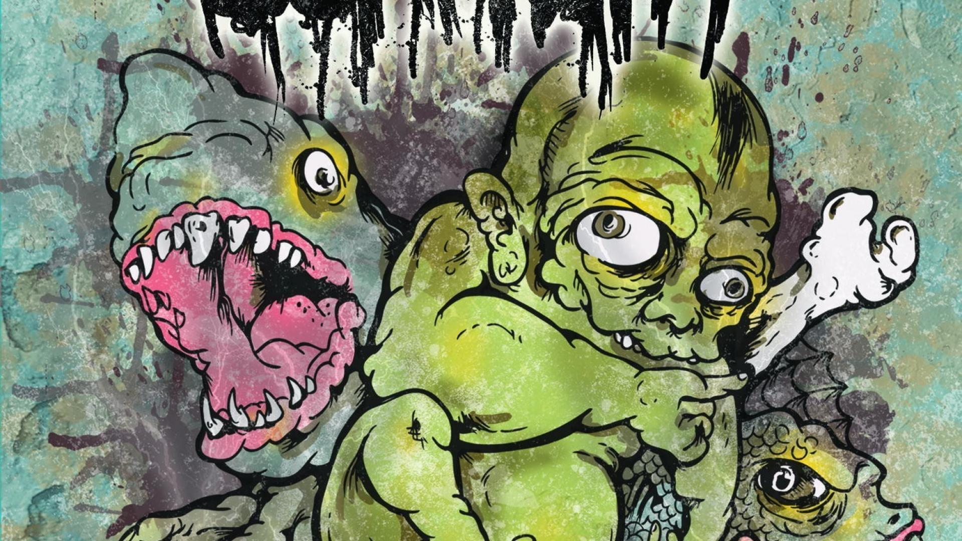 Music metalcore beginning album covers deathcore 2009 wallpaper