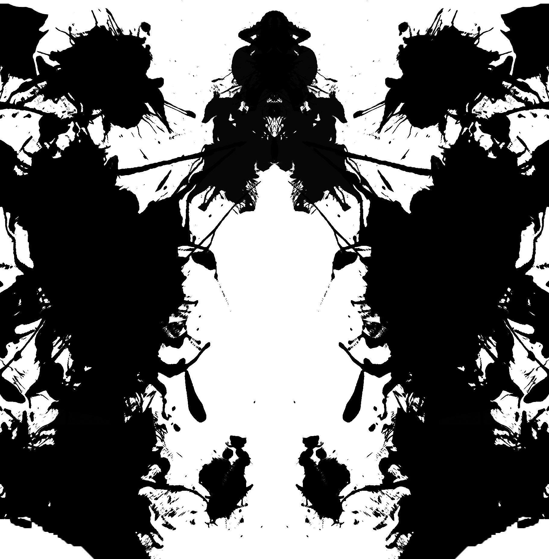 Rorschach Test Wallpapers - Wallpaper Cave