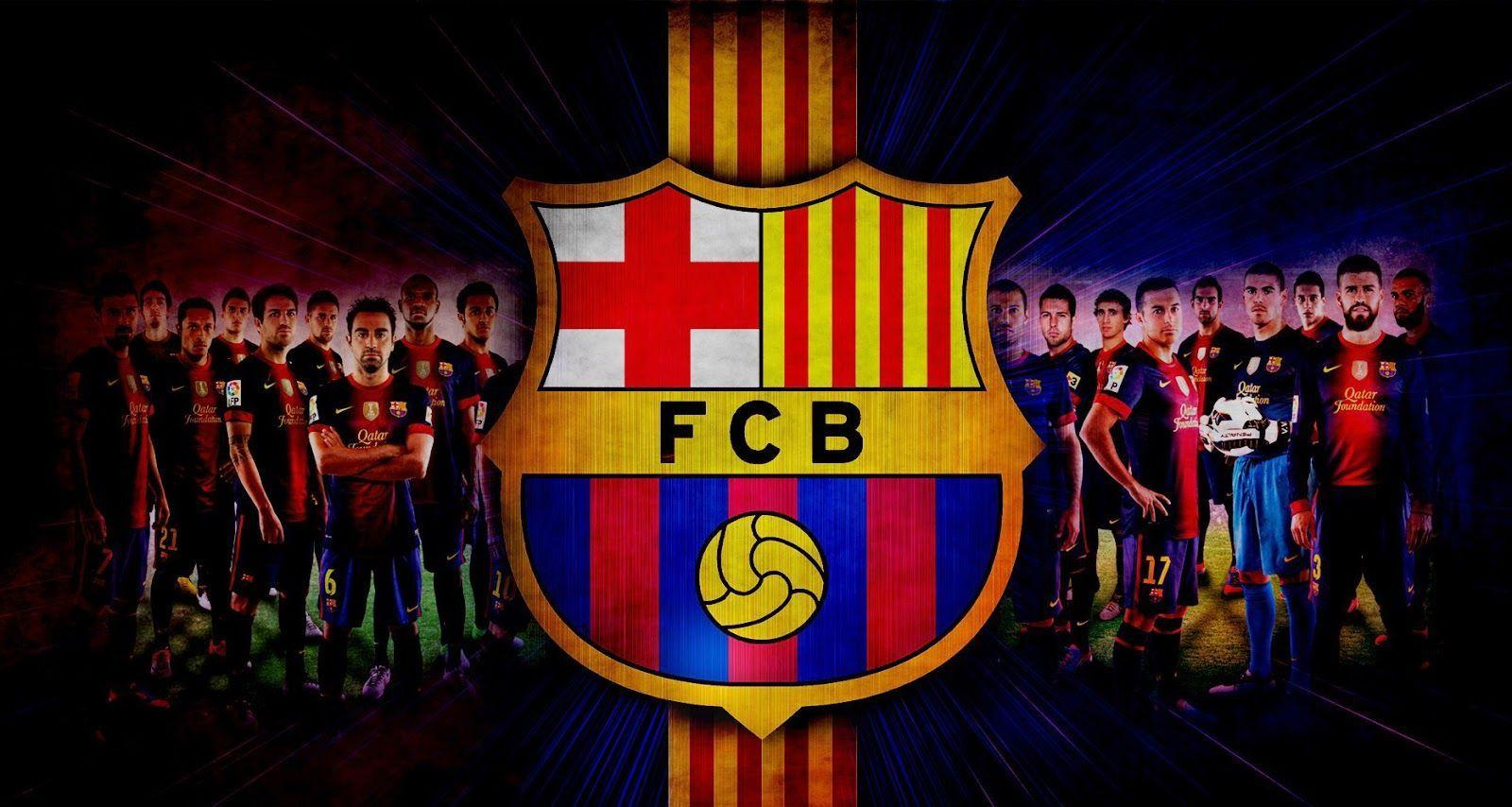 Wallpapers F C Barcelona Terbaru Wallpaper Cave