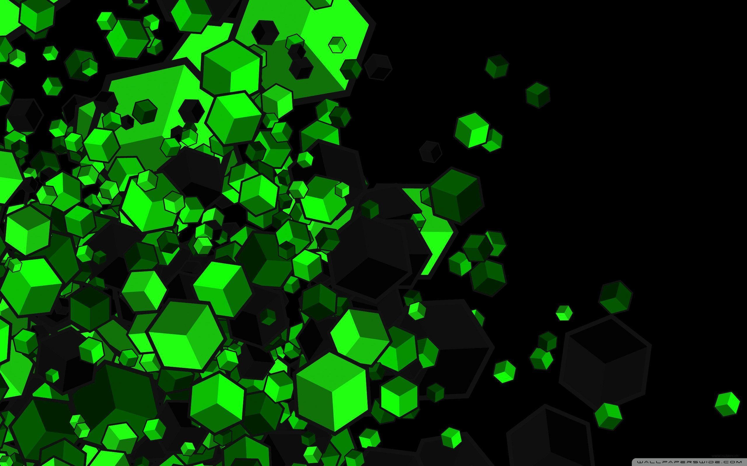 Black Green Wallpapers Hd Wallpaper Cave